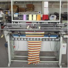 """12g*42""""Semi Auto Jersey Knitting Machine"""