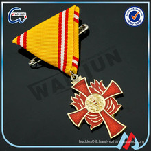 gold fashion victoria cross medal