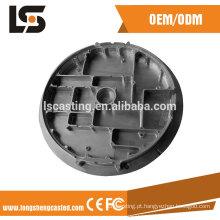 Moldagem sob pressão de alumínio de peças metálicas fundidas a pressão