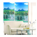 Print Roller Blinds with 3D images