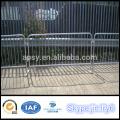 Vorübergehende Zaunbarriere-Stahlrohrsperre für Massenkontrolle