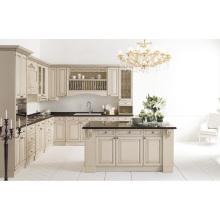 Cabinet de cuisine de laque à haute brillance