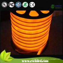 Оранжевый светодиодный светильник Flex Neon Flex для праздничного украшения
