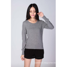 Ladies′ Fashion Cashmere Sweater (1500008059)