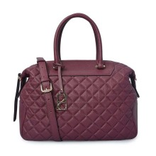 Unique Quilted Cowhide Women's Document Tote Bags