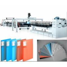 ПП ПЭ Канцтовары-прессования листа пены листа/ химические пенопласта оборудование по производству