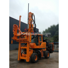 Mesin Hydraulic Jack-in Pile