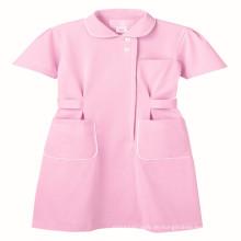 Rosa Farbe Polyester / Baumwolle für medizinische Uniform Stoff
