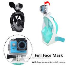 Made in China professionelle Tauchmaske für Erwachsene und Kind