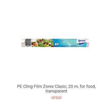 Packaging Film Packaging Use Soft PVC Film