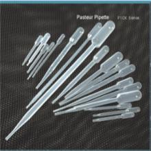 Pipette Pasteur en plastique jetables