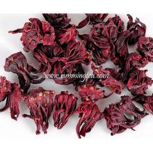 Roselle secado chá da flor