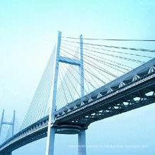 Разработана Стальная Структура Полуфабрикат Моста