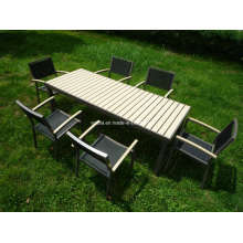 Textilen Outdoor Garden Dining Set