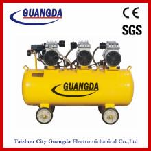 90L 0.85 * 3 Compresseur d'air silencieux sans huile (GDG90)