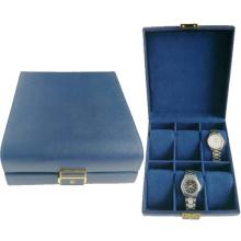 Hot Sale Especial Design Relógio Armazenamento Case Display Box
