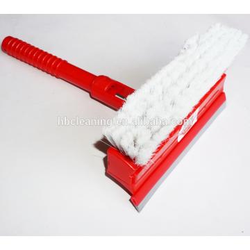Breitklinge Eiskratzer mit weicher Bürste