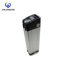 Factory price 36V 11Ah rechargeable lithium ion battery for sliverfish electric bike battery 36V
