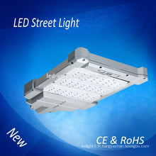 72w La plus récente lampe de rue à LED extérieure