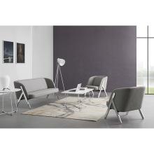 Custom Latest Design Modern Appearance Hotel Lobby Living Room Sofa Set