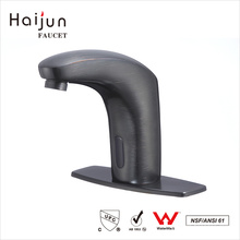 Haijun que compra da torneira de sensor automática da lavatório da casa de banho ornamentada de China