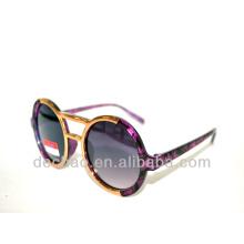 italienische Designer-Sonnenbrillen 2014 Runde Rahmen für den Großhandel