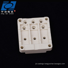 insulator ceramic heater with adjustable thermostat