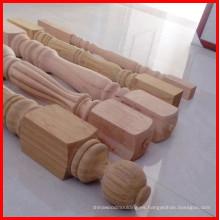 Husillos de madera