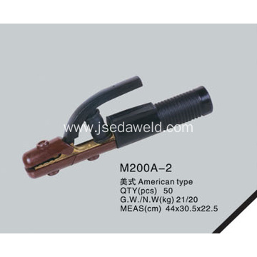 American Type Electrode Holder M200A-2(Full Copper)