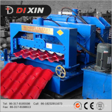 Dx Exported to Russia 1030 Colored Steel Roof Tile Making Machine