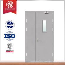 Última puerta principal de la puerta del diseño de la puerta puertas exteriores de la puerta de madera exteriores para el hotel