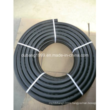 Black Smooth Surface Air Rubber Hose