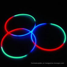 colar de pau iluminado brilhante