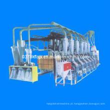 Máquina de moagem de farinha de trigo com a capacidade de 25t / D