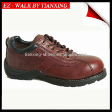 GOOD QUALITY SLIP RESISTANT SAFETY SHOES WITH GOOD YEAR WELT CONSTRUCTION