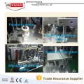 Hochgeschwindigkeits automatische weiche Rohr-Füll- und Verschließmaschine