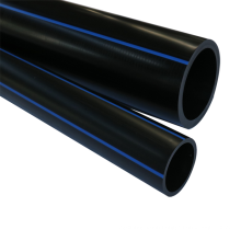 Manufacture Black Pe100 Pipe Price List Hdpe Material 63mm Water Irrigation Pipes