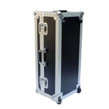 Aluminium Case Flgith Case with Wheels Road Case, DJ Flight Case Equipment Case, TV Flight Case