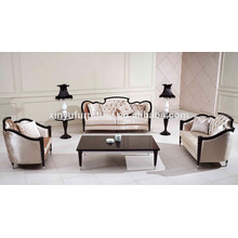 French style wooden living room sofa XYN1065