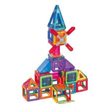 Kids Children magnetic blocks Educational toys storage box magnetic stick magnetic building blocks