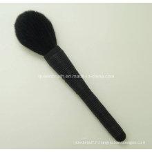 New Style Hot Sale pour Double 11 Rattan Handle Kabuki Brush Cosmetic Brush