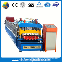 Roll Forming Machine Constructive