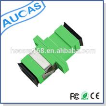 Adaptador SC / UPC simplex de fibra óptica / LC ST atenuador multi modo dúplex
