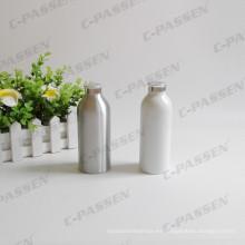China Vacie la botella de aluminio del polvo con la tapa del tamiz (para el polvo)