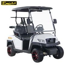 Chaude Vente Chaude 48 V Alum Chassis 2 Places Électrique Golf Buggy