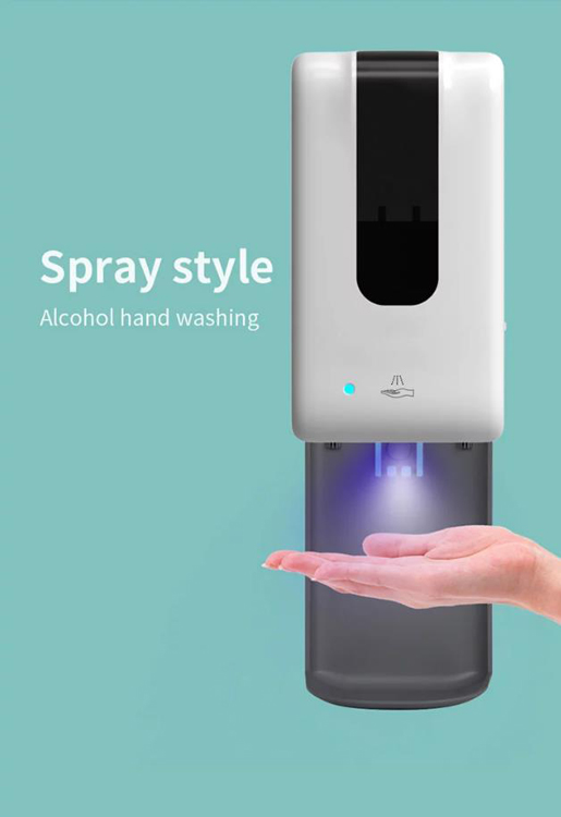 Automatic Soap Dispenser To Prevent Cross Infection Suitable For Public Places