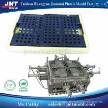 molde de rotomoldeo de paletas de plástico