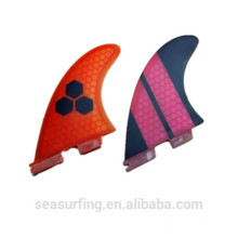 2015 newest design FCS II honeycomb fins surf fins/swim fins
