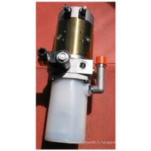unité hydraulique de levage hydraulique moteur hydraulique vanne hydraulique pompe