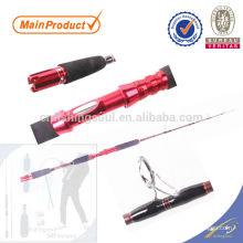 JGR085 chinês equipamento de pesca china artes de pesca Jigging alta vara de pesca de carbono Jigging
